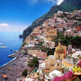 Positano, az Amalfi-part gyöngyszeme 3