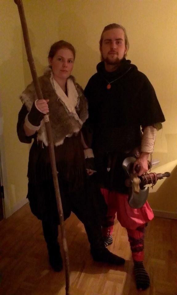 Helios live DK Folks of the North (Vikings)