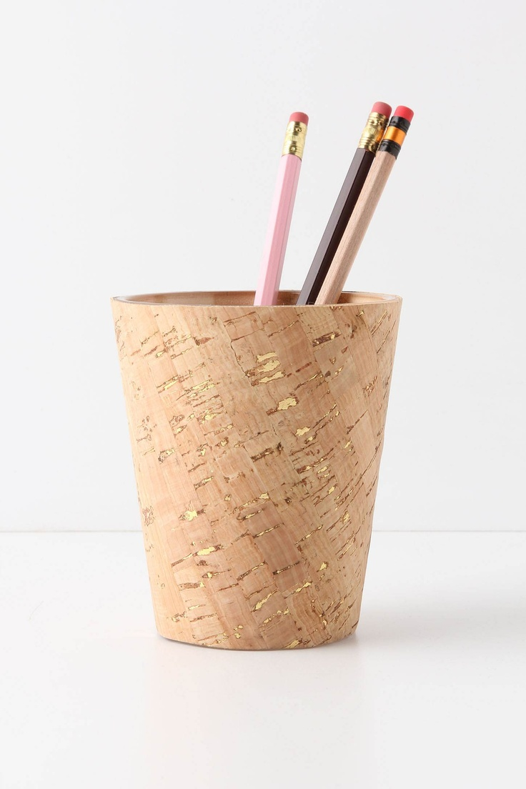 Bulletin Pencil Cup- Anthropologie