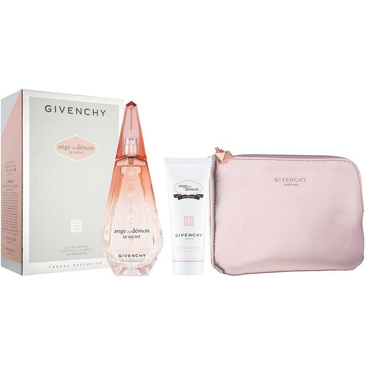 Givenchy Ange ou Demon le Secret woda perfumowana 100 ml + mleczko do ciała 75 ml + torebka kosmetyczna 265zł