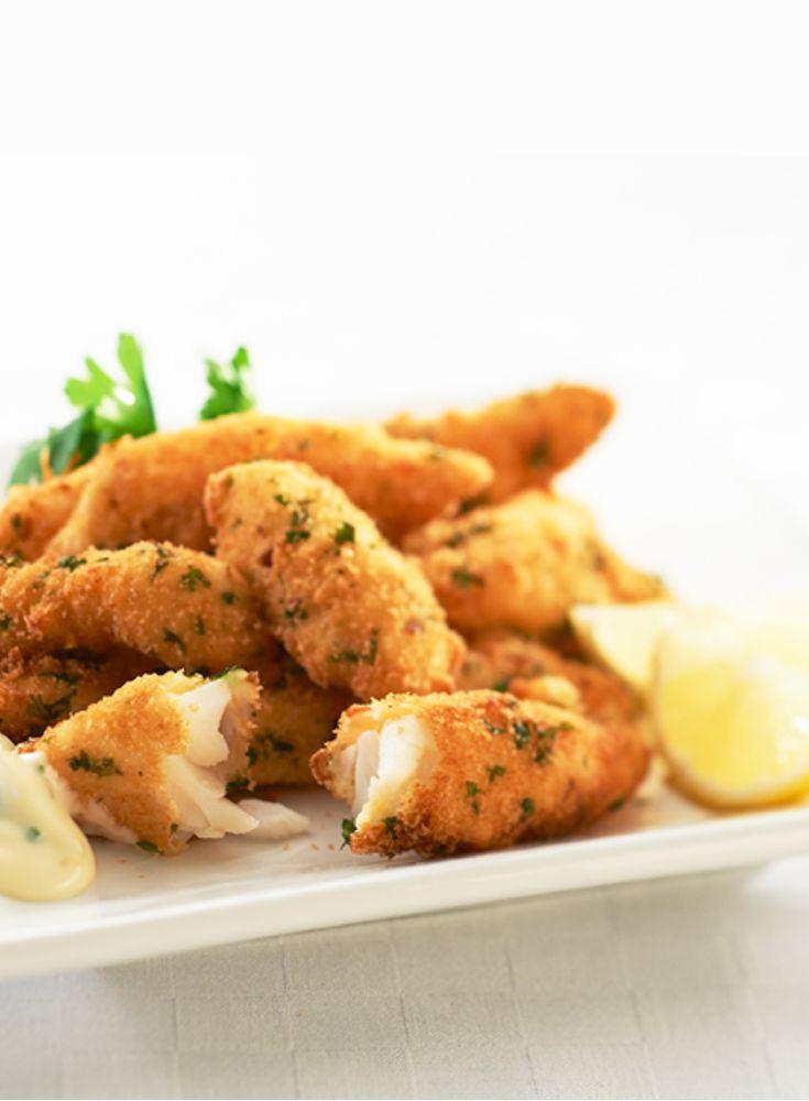 Breville® Halo+ Health Fryer Breaded Haddock Goujons with Lemon Mayonnaise http://www.turnonyourcreativity.com/recipes/breville-halo-breaded-haddock-goujons-with-lemon-mayonnaise
