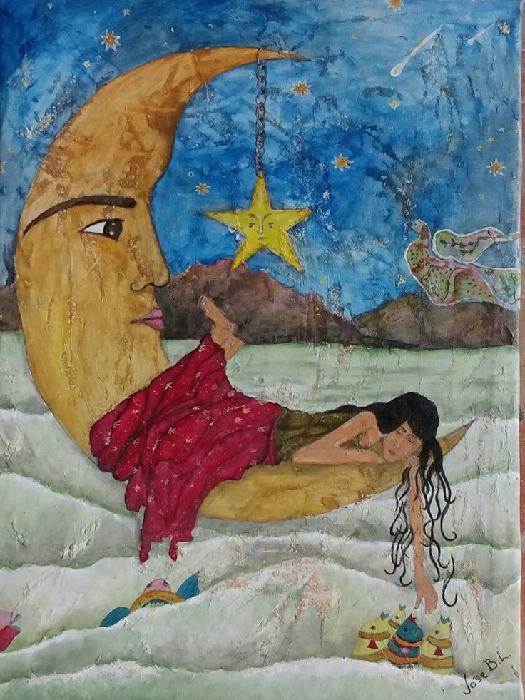 """Following a feeling"" Acrylic on canvas 62 x 47 cm Author: José B.L. www.foundmyself.com/joseblancopaintings"
