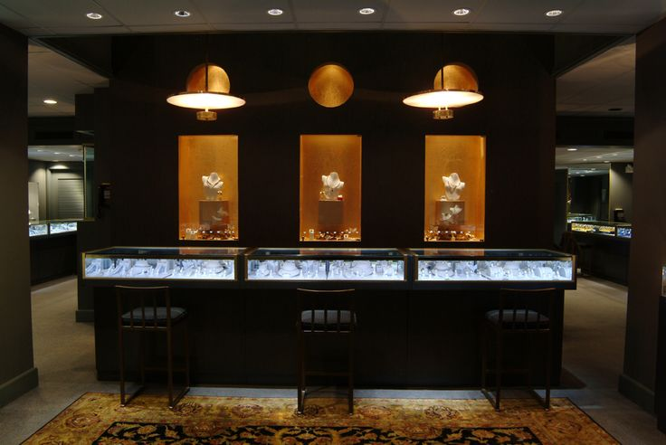 jewelry store display - Google Search
