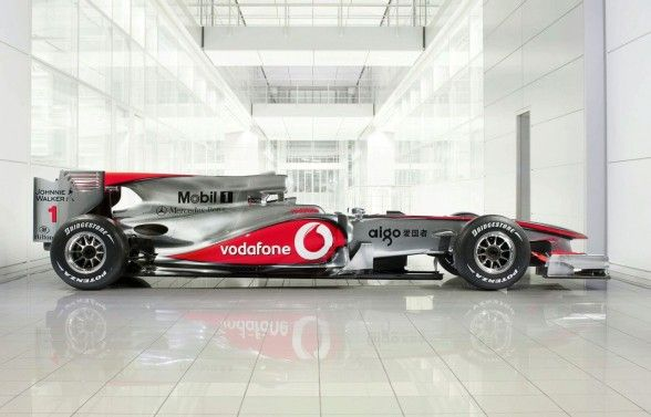 A Vodafone logo on formula1 racing car. Unique way to promote logo & get your brand noticed by future customer. Same way we provide effective solution to spread your logo everywhere