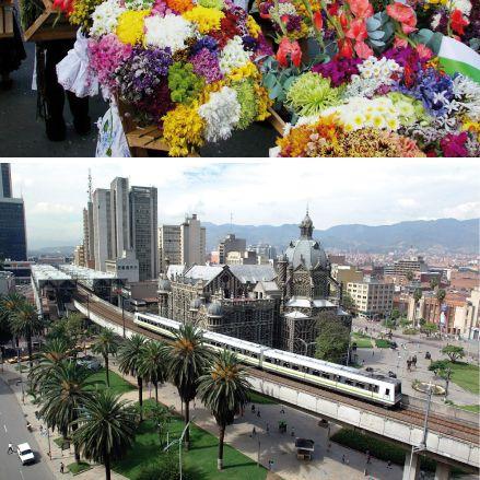 Medellín en Antioquia Todo lo que un turista quiere. http://www.inkomoda.com/eje-cafetero/