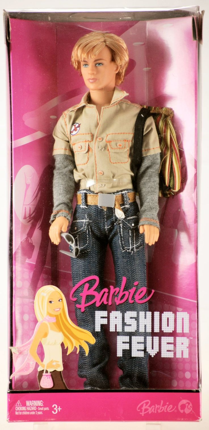 Find great deals on ebay for barbie hair extensions doll barbie light - Fashion Fever Ken He Is Kinda Cute But Pricey Amazon Barbie Fashion Fever Ken