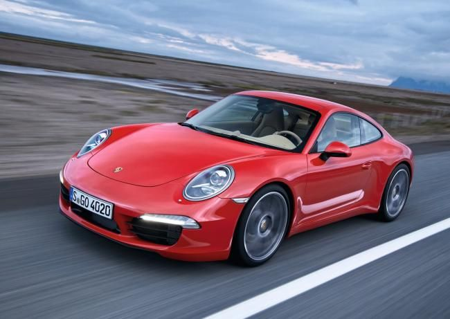 Photo Gallery Porsche 911 Carrera 2013 - Vivaoto.com - Majalah Otomotif Online