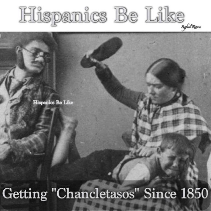 Hispanics be like... Lmao!