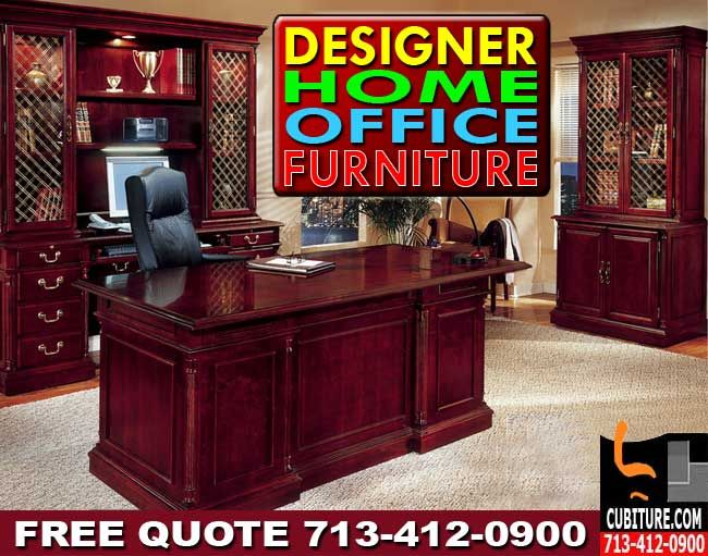Houston Home Office Furniture Fascinating Design Ideas