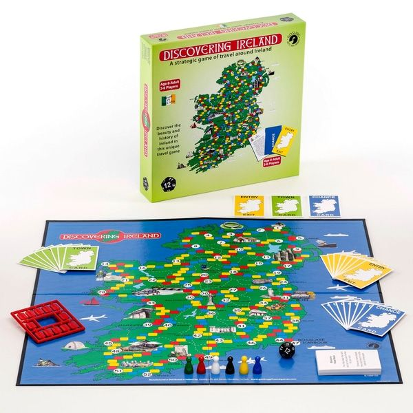 Buy Discovering Ireland Game Online at Smyths Toys Ireland Or Collect In Local SmythsToys! We Stock A Great Range Of Family Board Games At Great Prices.
