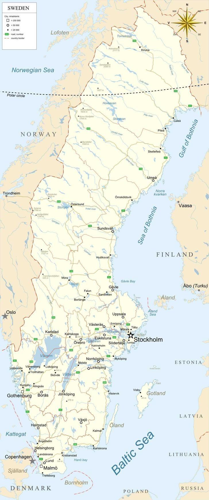Best Sameland På Karta Sápmi Maps Images On Pinterest Finland - Sweden map hedestad