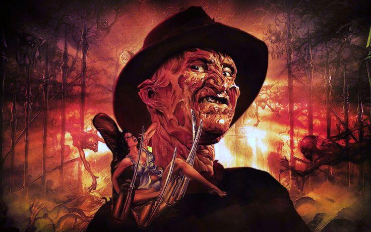 A Nightmare On Elm Street Series Fan Group - Wicked Zombies
