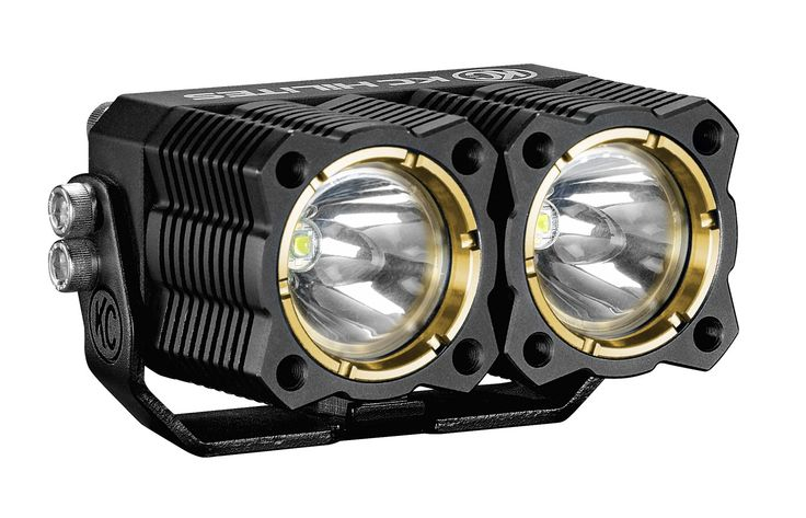 Flex Dual Offroad LED lights and LED light bars for Motocross, Motorcycle, UTV, ATV and Offroad Vehicles | KC HiLiTES