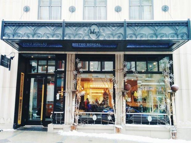 Restaurant Chez Boulay #quebecregion