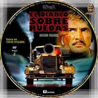 DVD disc Spain El Diablo sobre Ruedas