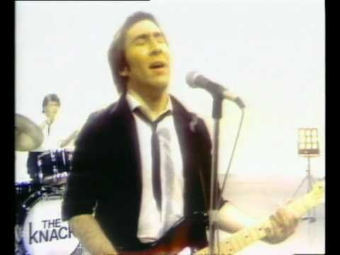 "The Knack - ""My Sharona."" This is what plays in my head during the first scene of the book."