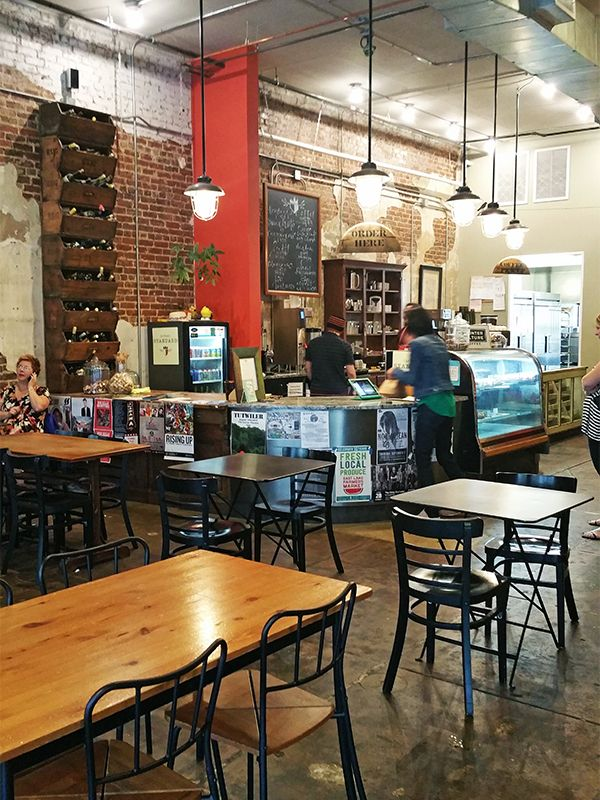 Urban Standard is one of the best downtown coffee shops we have to offer. Located on the historic 2nd Ave. Row. Birmingham, Alabama
