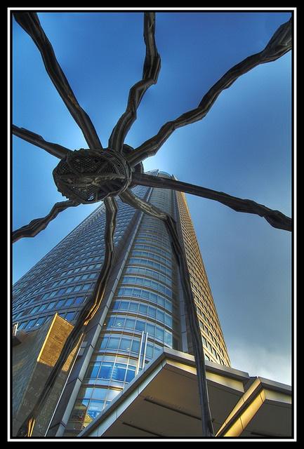 Mori Spider - Tokyo, Japan