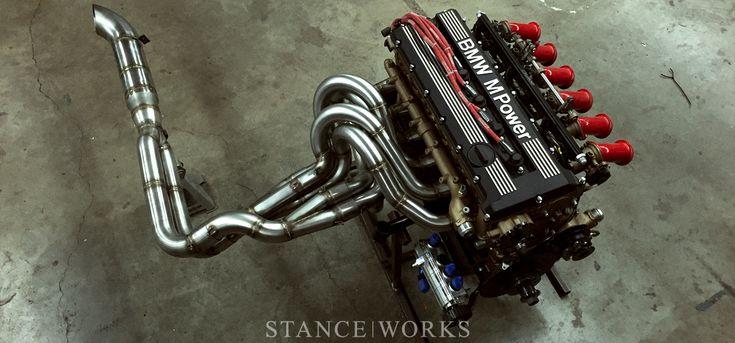 VAC Motorsports - Building Rusty Slammington's BMW S38 Engine
