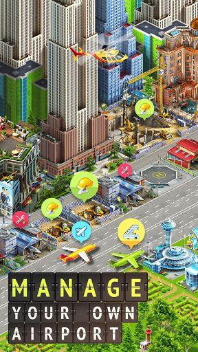 airport city hack apk 2018