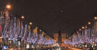 Imagene de navidad en Europa elcomienzo  de una bella epoca