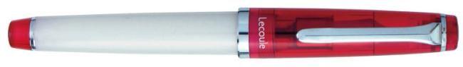 Sailor Lecoule Red HT - Fountain Pen - Penna Stilografica