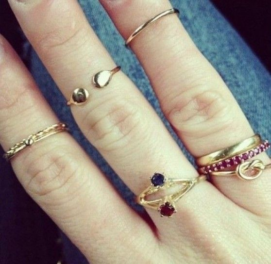 Knuckle rings mania 2013
