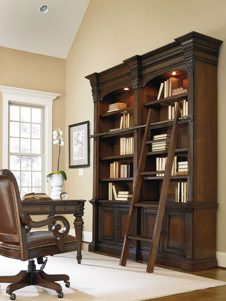 Budget, Commercial, Heirloom - Double Bookcases for every budget