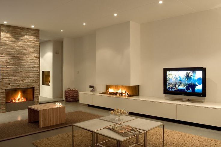 20 best images about open haard on pinterest fireplaces tes and le 39 veon bell - Open haard moderne ...