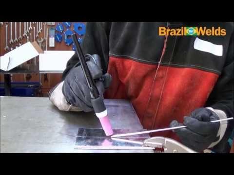 Soldadura TIG - Consejos para empezar a soldar aluminio - YouTube
