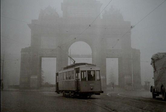 Fotografia de Catalá Roca - Transporte público de Madrid