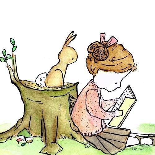 Cora loved books...