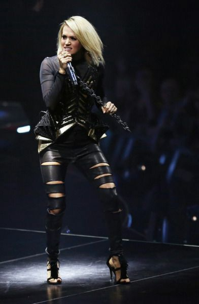 Carrie Underwood in Greensboro North Carolina