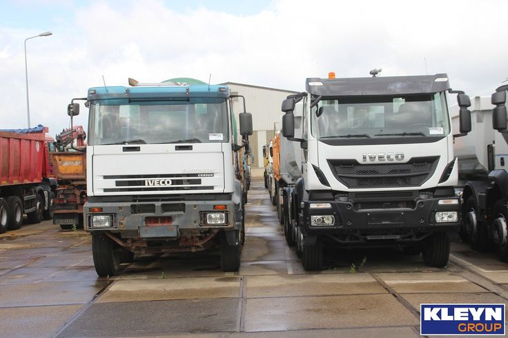 Generations. Check out our Iveco stock at
