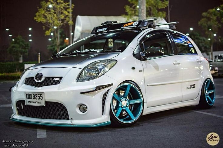 23 Best Pimp My Yaris Images On Pinterest