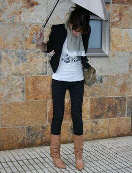 Las 25+ Mejores Ideas Sobre Zapatos Para Lluvia En Pinterest   Ropa De Lluvia Botas Sperry Y ...