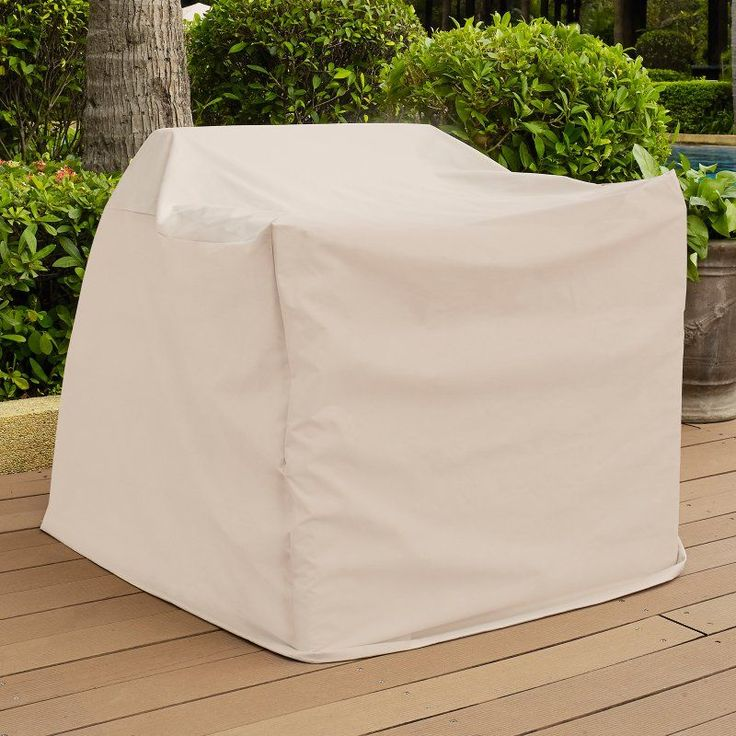 Crosley Outdoor Chair Cover   CO7500 TA