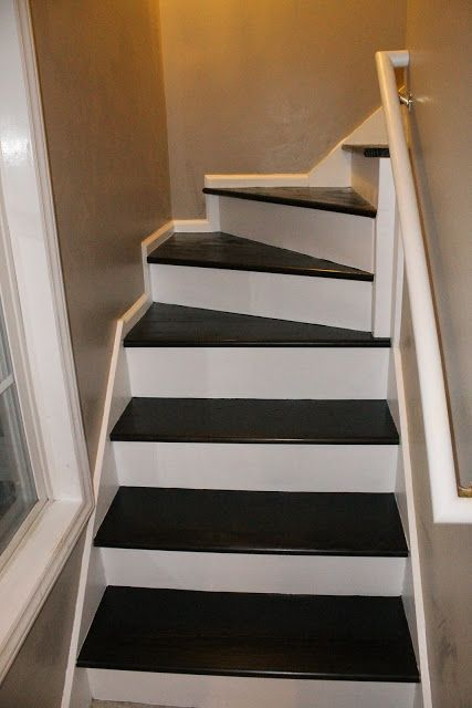 Basement Redos 11 best stairway images on pinterest | stairs, stair redo and