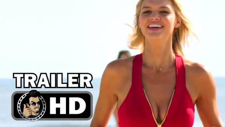 Baywatch - Movie Trailer #1 [Starring The Rock]