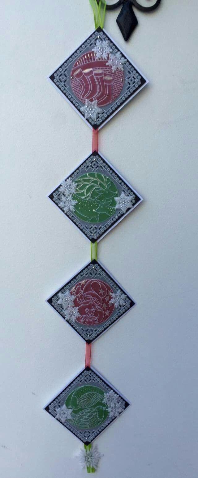 Tina Cox Groovi parchment design