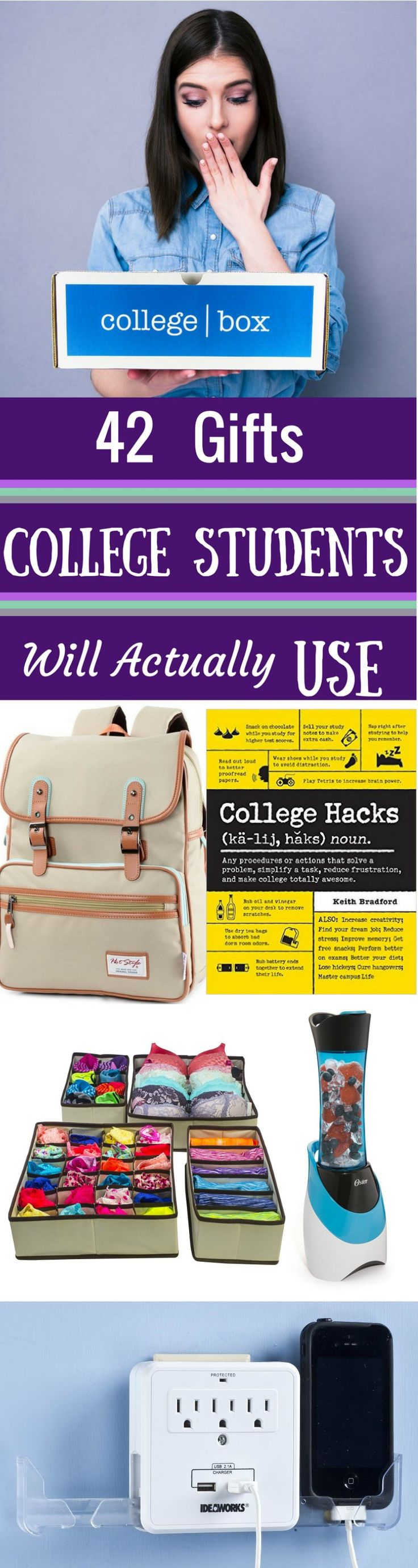 402 best College Student Gift Ideas images on Pinterest College