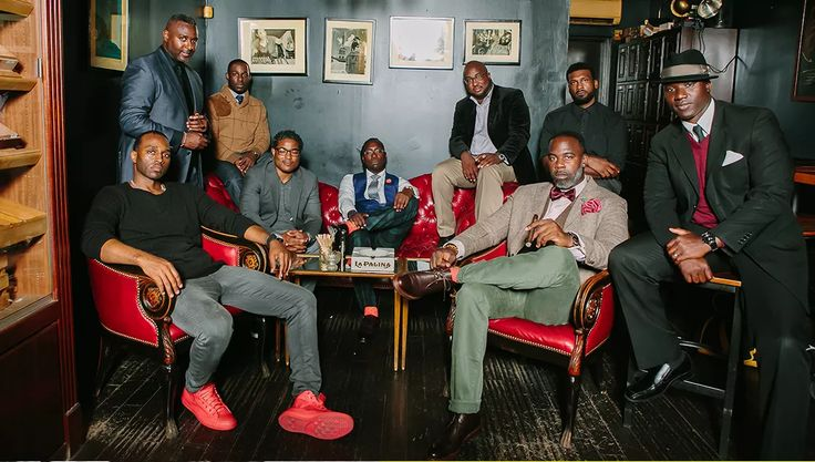This Web Series Created By Black Fraternity Members For Grown A** Black Men Is What The Internet Needs - Watch The Yard