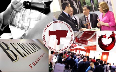 Vinitaly 2014 Franciacorta + Full Video on Recount Channel