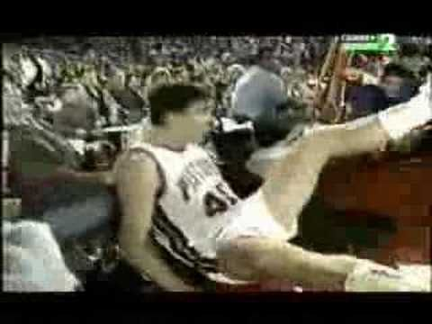 Bill Laimbeer Bad to the  Bone love it