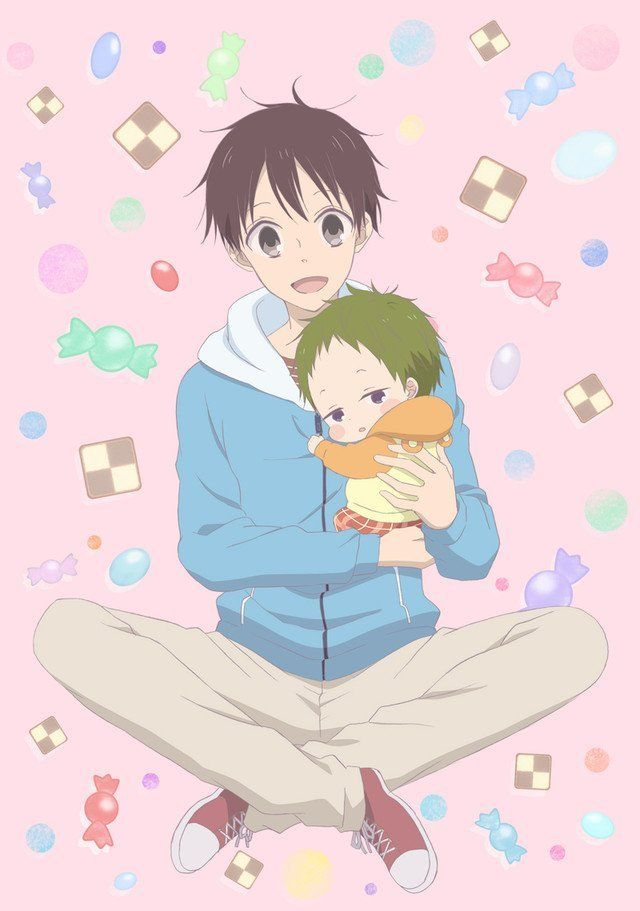 """""""Gakuen Babysitters"""" Anime Gets Theme Song Artists, 1/7/2018 Premiere by Mike Ferreira"""