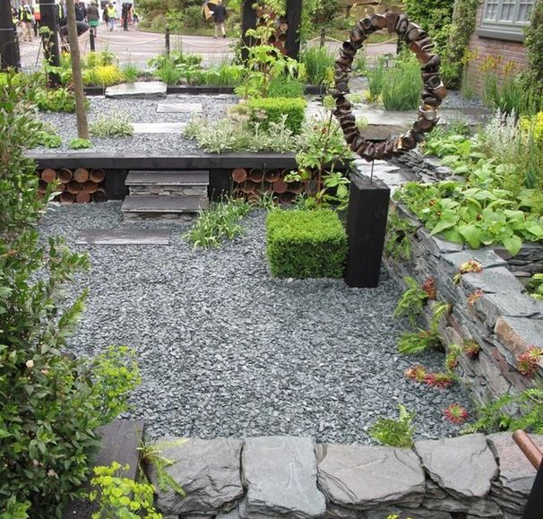 Great ideas for outdoor living space