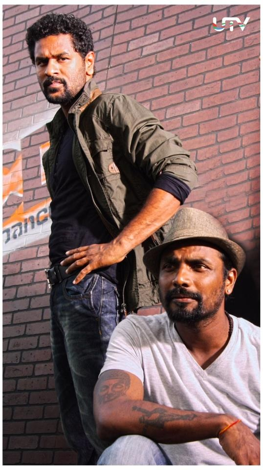 Two of India's greatest dancers, Prabhudeva and Remo will be seen together for the first time - one in front of the camera and the other behind! ABCD, releases in February.