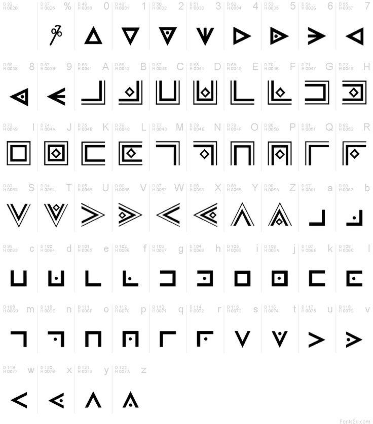 Masonic Symbol Code
