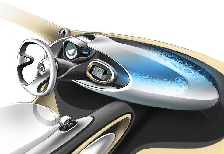 Car Interior Sketches Cerca Con Google Car Interior