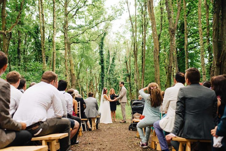 Outdoor Woods Wedding Ceremony: 24 Best Real Devonshire Farm Wedding Images On Pinterest